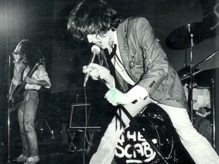 Johnny Dole and The Scabs